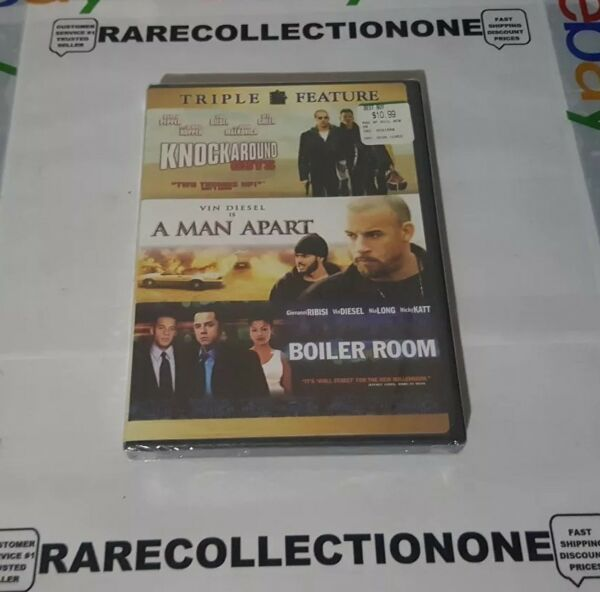 A Man Apart Boiler Room Knockaround Guys $15.00