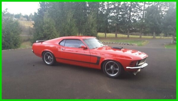 1970 Ford Mustang  1970 Ford Mustang Fastback351 Cleveland EngineAutomaticRWDACPower Locks