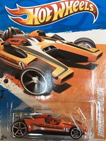2011 Hot Wheels Honda Racer Track Stars #69
