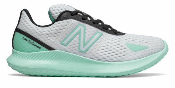 New Balance Women's VATU Shoes White with Green
