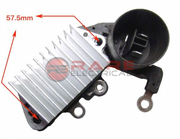 A C ACTIVATED ONE WIRE NIPPONDENSO ALTERNATOR FITS REGULATOR 35 60A 126000 0550 $24.43