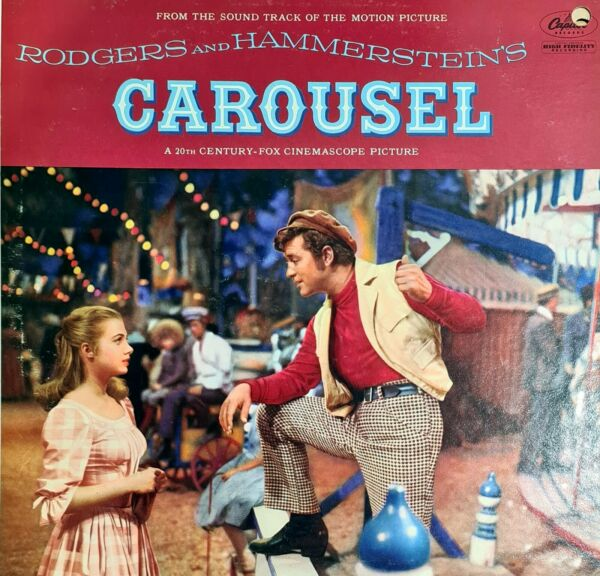 Carousel Rodgers and Hammerstein Vinyl LP #35