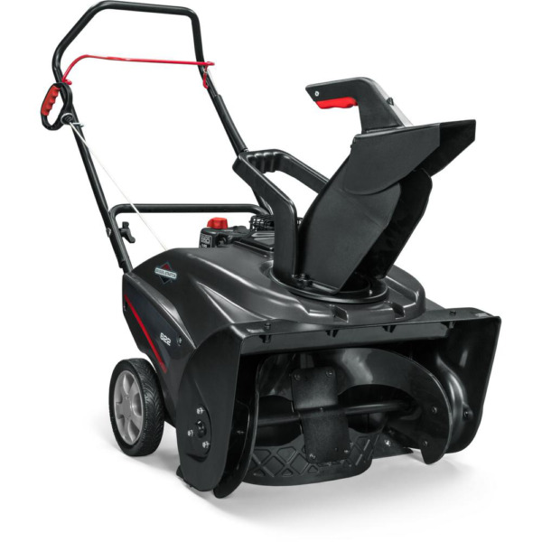 22 in. 127 cc Single-Stage Gas Snow Blower