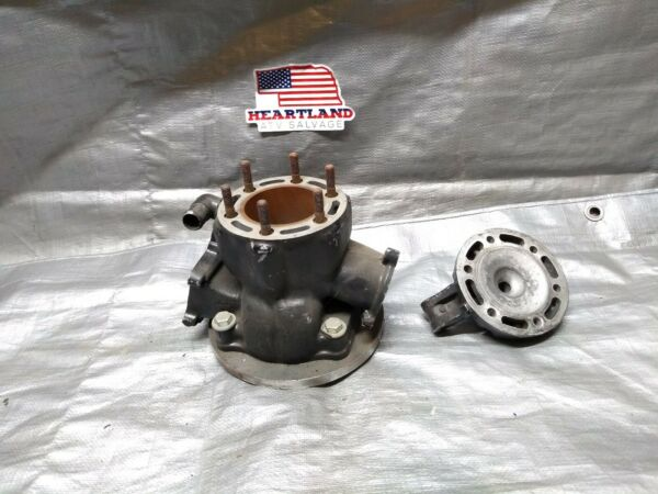 trx250r Cylinder And Head ao