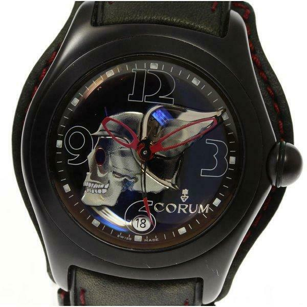 CORUM Bubble Night Flyer Limited in the world 082.150.45 Automatic Men's [a0519] $3,248.00