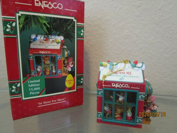 Enesco 1996 Limited Ed Ornament