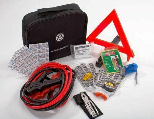 OEM NEW VW Volkswagen Roadside Safety Assistance Kit Jetta Beetle Golf Free Ship