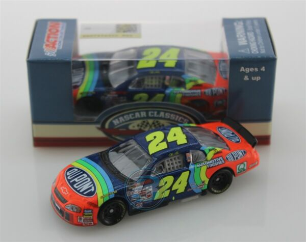 2019 JEFF GORDON #24 1999 Dupont Sonoma Win 1:64 Action In Stock Free Shipping