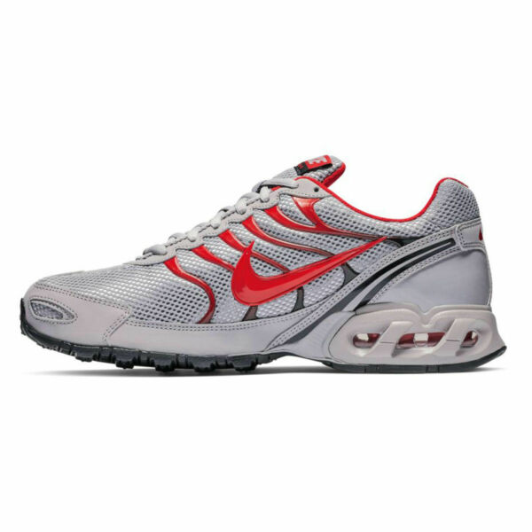 Nike Air Max Torch 4 Atmosphere Grey Red CI2202-001 Running Shoes Mens all Size