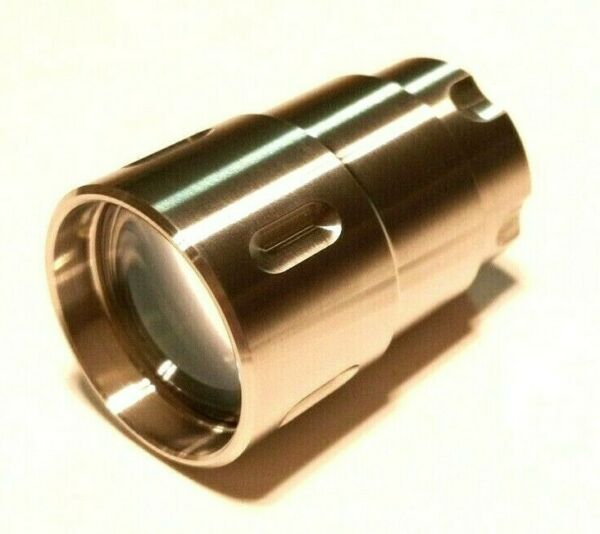 X3 Beam Expander - Laser Lens - Long Distance Pointing & Burning M9x0.5 Adapter