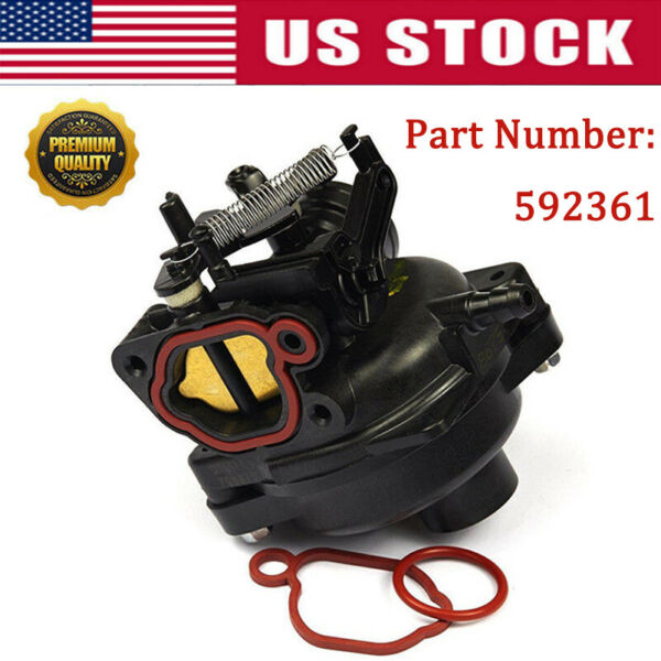 Carb Fits Briggs and Stratton 592361 Carburetor MTD Yard Lawnmower 093J02 C 7050