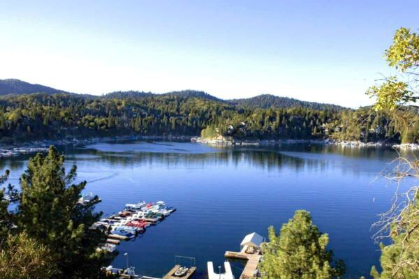 BUILD-ABLE LOT NEAR LAKE ARROWHEAD, BIG BEAR - $6,240 CASH OR $7,800 TERMS