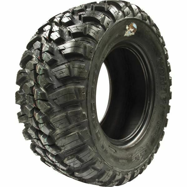 25 x 8R - 12 GBC Kanati Mongrel Tire