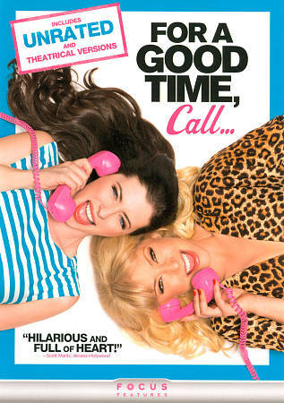 For a Good Time Call... (DVD 2013)
