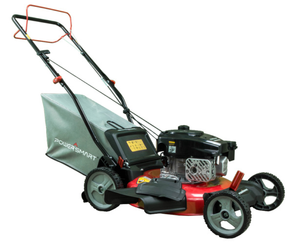 DB2321SR 21quot; 3 in 1 170cc Gas Self Propelled Lawn Mower $249.99
