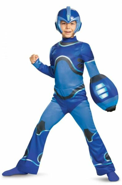 Mega Man Child Costume