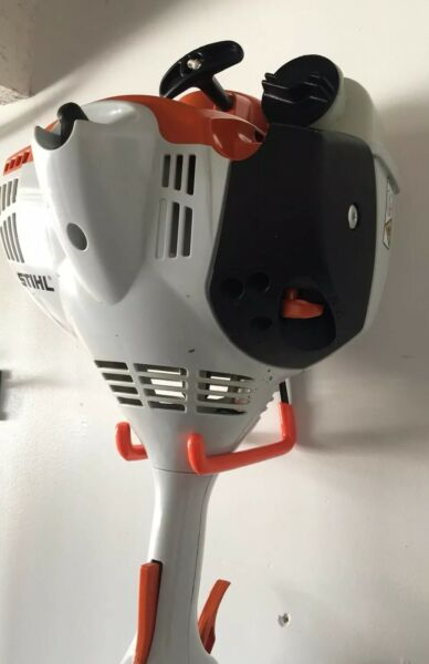 Stihl Weed Eater Trimmer Hanger Rack Garage Wall Mount Hook FS 38 50 56 60 70 90 $14.50