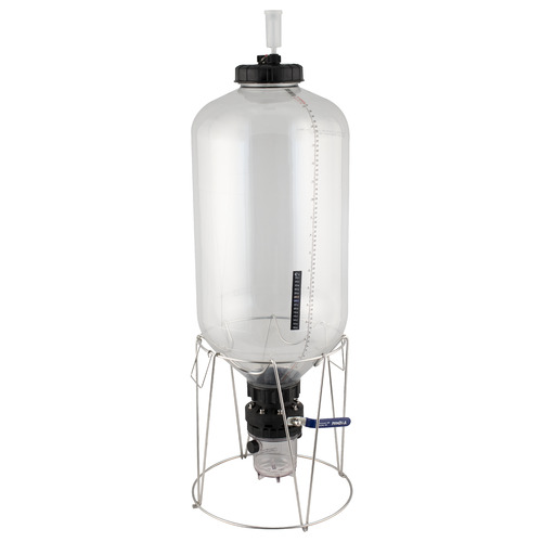 FermZilla Conical Fermenter 13.2 gal. 55 L with Butterfly Dump Valve amp; Stand $159.99
