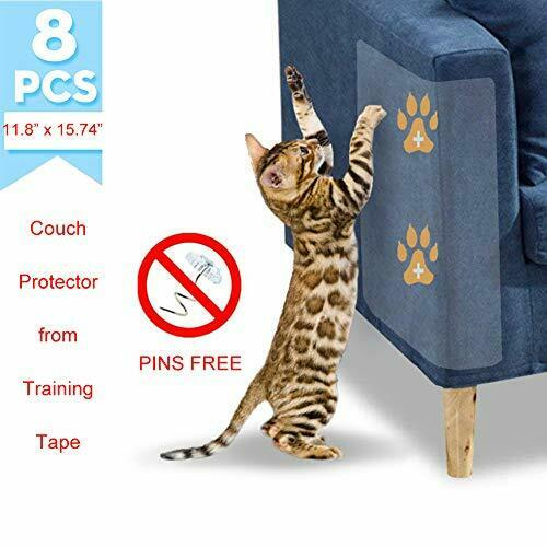 Cat Scratch Deterrent Tape Furniture Protectors from Cats Pet Scratch for Couch $16.98
