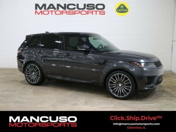 2018 Land Rover Range Rover Sport Supercharged Dynamic Sport Utility 4D 2018 Land Rover Range Rover Sport Supercharged Dynamic Sport Utility 4D 18685 Mi