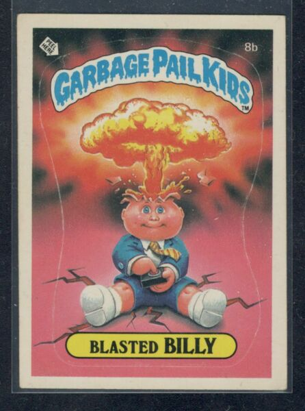 🔥1985 - 1986 Garbage Pail Kids ORIGINAL SERIES 1 2 3 - You Pick from the list!