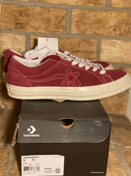 Converse One Star Ox Tyler the Creator Golf Le Fleur Mono (Red)