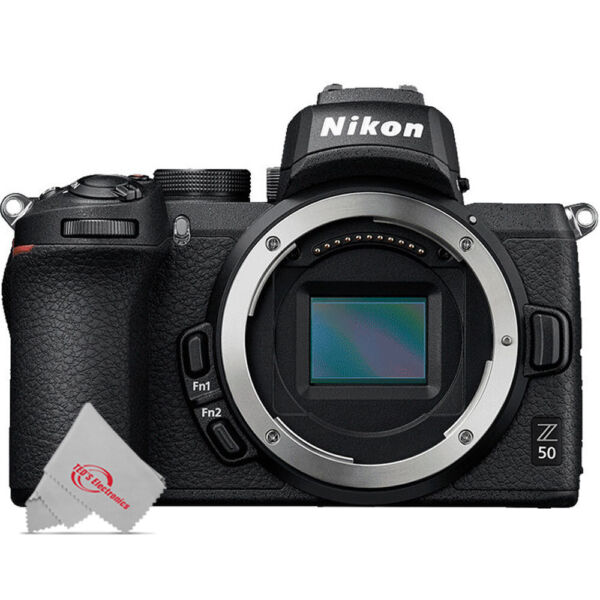 Nikon Z50 20.9MP Mirrorless Digital Camera Body Only