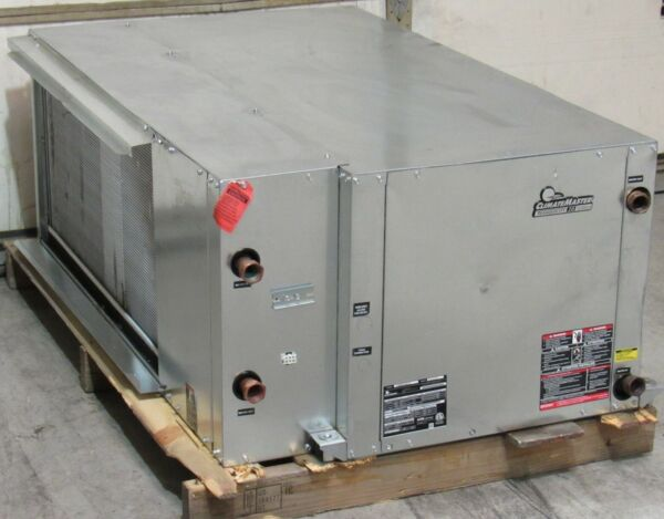 NEW ClimateMaster 5 Ton Geothermal Heat Pump Tranquility 16 Air Conditioner WSHP $2495.00