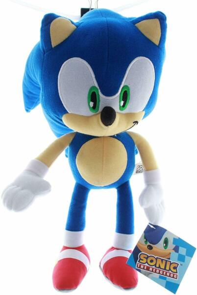 Sonic Plush The Hedgehog Sonic Large Plush Doll Toy 12
