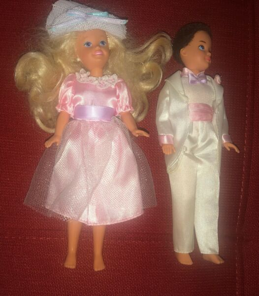 From The Dream Wedding Gift Set Stacie & Todd Dolls