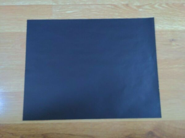 100 Sheets Black Carbon Paper 8.5quot; x 11quot; Good for Tracing Stenciling Office $8.00