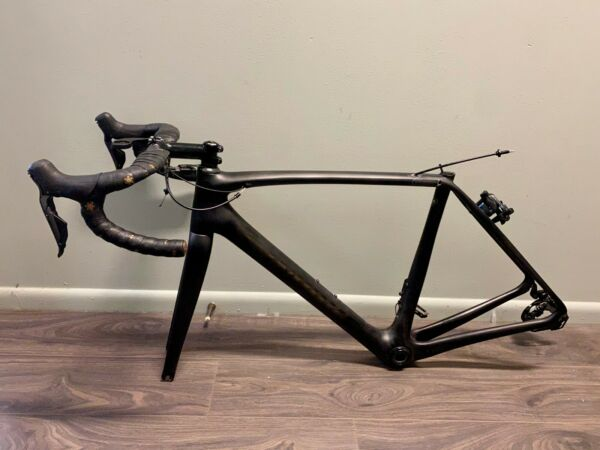 Specialized S-works Tarmac 54cm Carbon Road Bike Shimano Dura Ace Di2