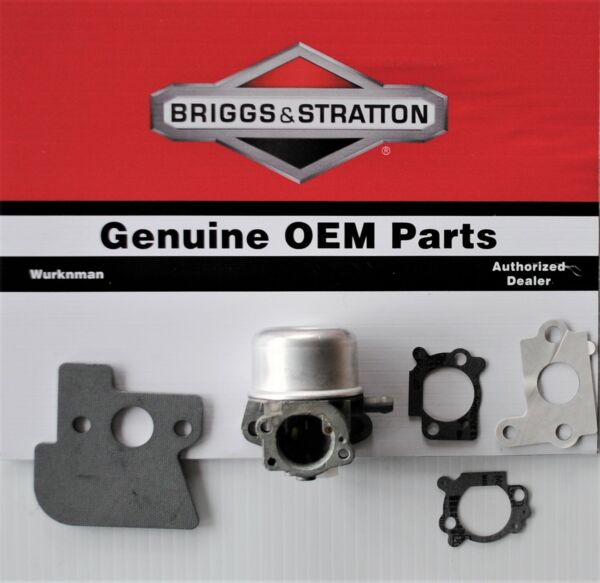 Genuine OEM Briggs and Stratton 790120 Carburetor R P 694202 693909 692648 4996 $41.95