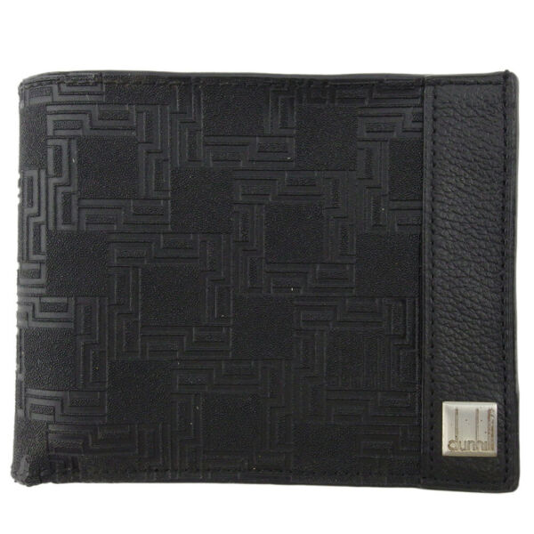 dunhill wallets Dee Eight D8 PVC  leather Auth used T18851 $280.80