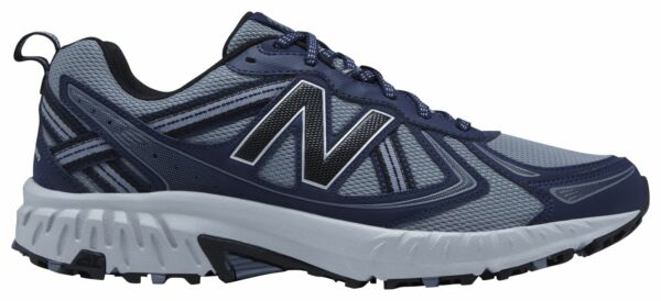 New Balance Men#x27;s 410v5 Trail Shoes Navy