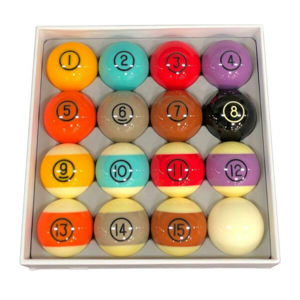 Dynasphere Tungsten 2 1 4 in. Belgian Designed Billiards Pool Balls Set $57.35