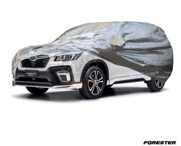 CAR COVERs SUBARU FORESTER WATERPROOF W MIRROR POCKET Breathl Grey 2016 20 $40.99