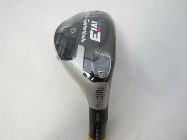New Tour Issue TaylorMade M3 17* 2 Hybrid (Head Only) TaylorMade M-3 RH