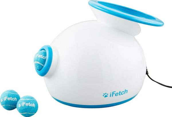 iFetch Original Interactive Automatic Ball Launcher USED w pkging $69.00