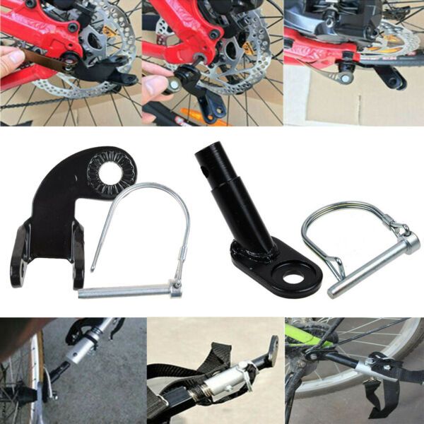 for InStep Bike Trailer Coupler Compatible Angled Elbow Schwinn Hitch Useful Hot $7.59
