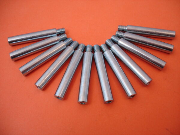 BOLT SET BDL CLUTCH ROUND DOG SHELL BASKET PRIMARY 3quot; BELT DRIVE HARLEY BIG TWIN $49.00