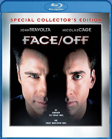 FaceOff (Blu-ray Disc 2013) - NEW!! $4.49