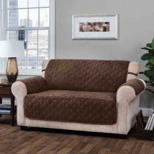 Logan Sofa Slipcover With Straps $29.99