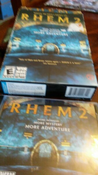 Rheem 2 more adventure intrigue mystery.  Similar to Myst and Riven $9.99