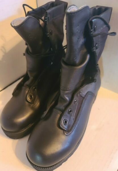 NEW Wellco Military Waterproof Black Combat Goretex Boots Various Sizes