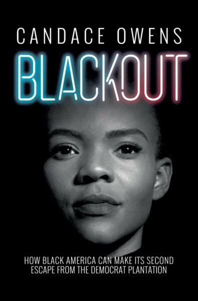 Blackout by Candace Owens Hardcover – September 15 2020