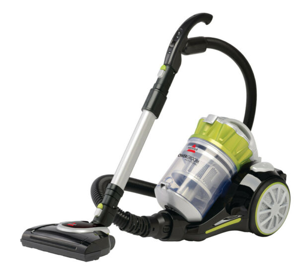 BISSELL Powergroom™ Cyclonic Canister Vacuum Upright Power Convenient Canister