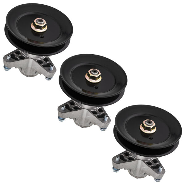 3 Pack Spindle Assembly for Toro 50quot; Deck 1120370