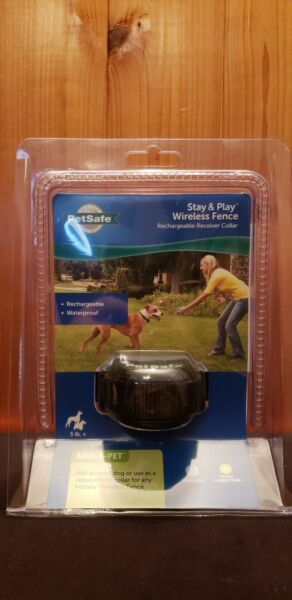 PetSafe Stay and Play Wireless Collar for Dogs PIF00 14288 BRAND NEW $85.00