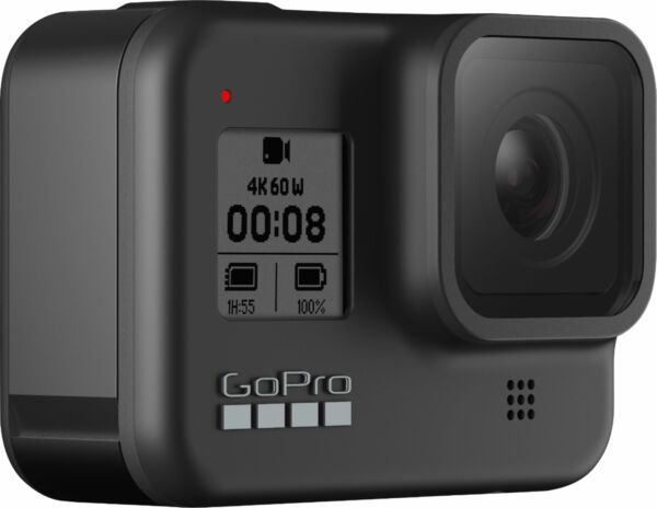 GoPro HERO8 Black 4K Waterproof Action Camera Black
